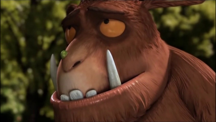 The Gruffalo English