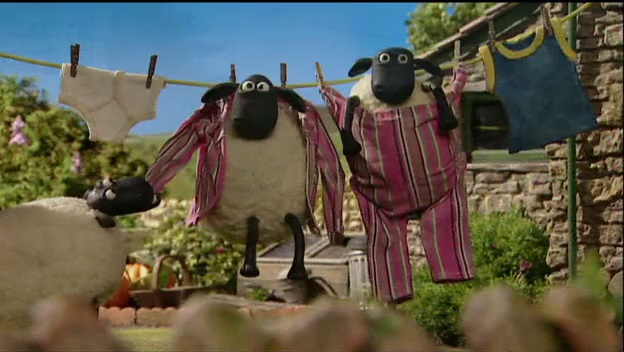 Baranek Shaun The Sheep – Helping Hound