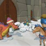 Rycerz Mike - Rycerz Mike i śnieżny smok