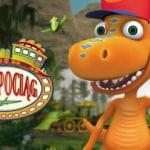 Dinopociąg - Przyjęcie niespodzianka