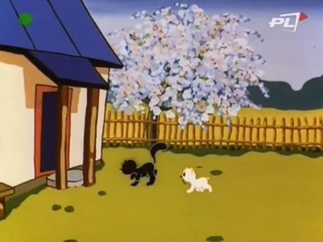 Przygody Kota Filemona – Jak pies z kotem