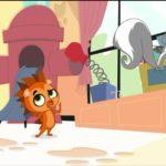 Littlest Pet Shop S01E22 Masa szczęścia
