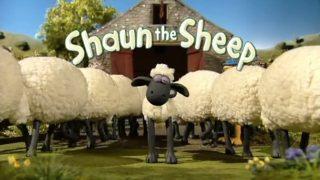 Baranek Shaun The Sheep – Fleeced