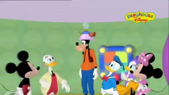 Klub Przyjaciół Myszki Mickey – Kapelusz Goofiego