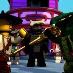 LEGO Ninjago Mistrzowie Spinjitzu S02E02 Piraci kontra ninja