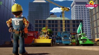 Bob budowniczy – Żart spychacza