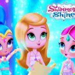 Shimmer i Shine - Deskowa pomyłka