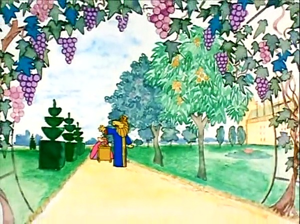 Muzzy in Gondoland – 01