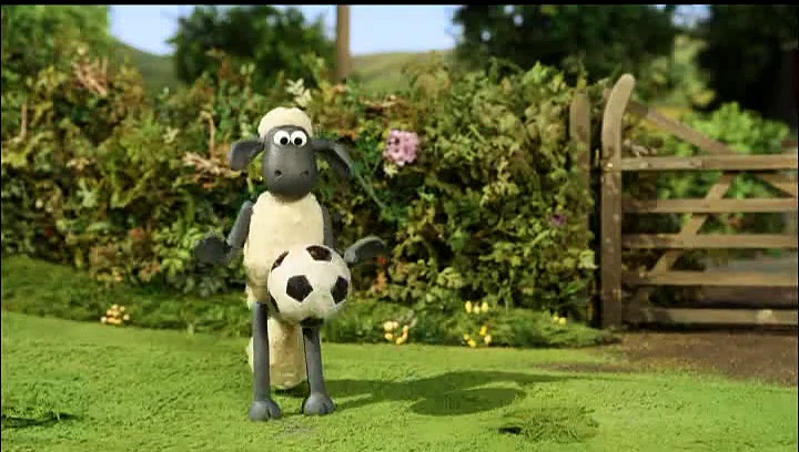Baranek Shaun The Sheep – Bitzer from the Black Lagoon