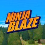 Blaze i mega maszyny - Blaze Ninja