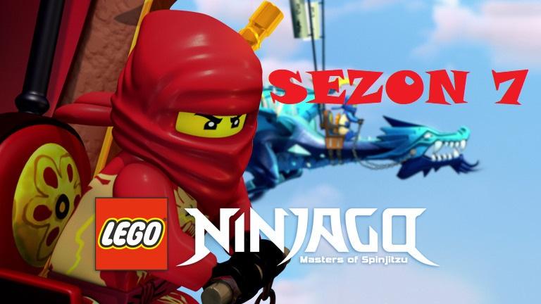 Lego Ninjago Mistrzowie Spinjitzu S07e01 Władcy Czasu Bajki Na