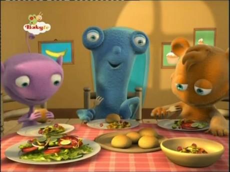 Przytulaczki – Obiad u Yum Yum