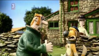 Baranek Shaun The Sheep – Pig Swill Fly