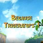 Gigantozaur - Prawdziwy Triceratops
