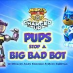 Psi Patrol - Kosmopieski - Pieski powstrzymują wielkiego robota