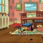 Maks i Ruby - Ruby uczy się grać na pianinie