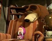 Masza i Niedźwiedź – Kto się nie schował ten gapa