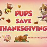 Psi Patrol - Pieski ratują święto Dziękczynienia [sezon 5]