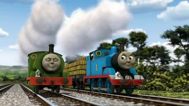 Tomek i Przyjaciele – Bohater Torów