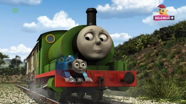 Tomek i Przyjaciele – Dzień Diesli