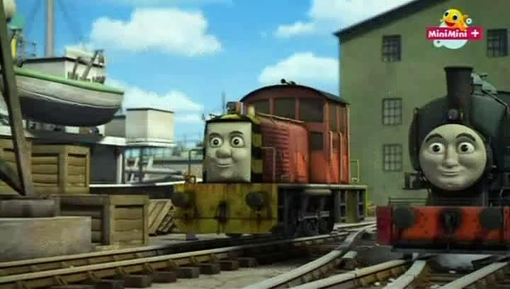 Tomek i Przyjaciele – Znikające diesel'e