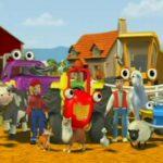 Traktor Tom - Gdzie jedziesz kombajniku