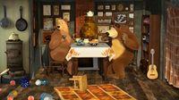Masza i Niedźwiedź – Game over