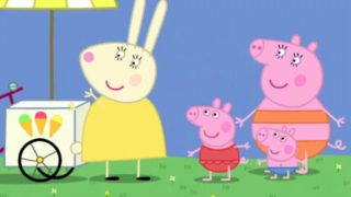 Peppa Pig – Very Hot Day