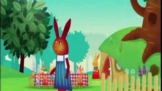 Wanda i zielony ludek – Gra w klasy