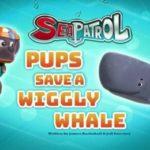 Psi Patrol - Wodny Patrol - Pieski ratują niespokojnego wieloryba [sezon 5]