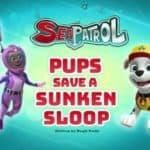 Psi Patrol - Wodny Patrol - Pieski ratują wrak [sezon 5]