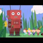 Małe królestwo Bena i Holly - Robot zabawka