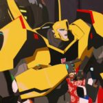 Transformers Robots in Disguise S01E10 Kto pod kim dołki kopie